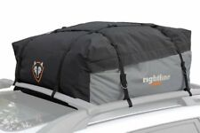 Rightline Gear 100S10 Sport 1 Car Top Carrier, 12 cu ft, Waterproof, Attaches