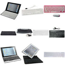 Wireless Bluetooth Keyboard For iPad Tablets Smartphones PC