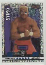 2017 Topps WWE Slam Attax 10th Edition #44 Icon Holofoil Sting Wrestling Card