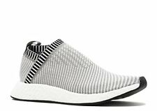 adidas Originals Men's NMD_CS2 PK Sneaker, Dgh Solid Grey/Ftwr White/Shock Pink