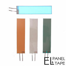 18mm x 74mm Replacement EL Panel Backlight - Glow Foil for Many Synths £7.00