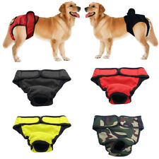 Reusable Pet Dog Physiological Pants Female Dog In Season Pants Diapers PICK