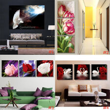 3-panel Modern Abstract Canvas Print Painting Wall Mural Hanging Picture Artwork