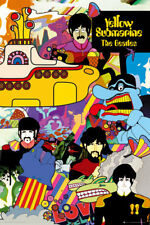 THE BEATLES YELLOW SUBMARINE POSTER 61x91cm NEW LICENSED ART