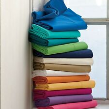 Soft Bedding Collection 1000TC Egyptian Cotton AU Single Size All Solid Colors