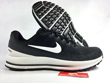 New NIKE AIR ZOOM VOMERO 13 - MEN'S  Black/White/Anthracite Shoes 22908001 c1