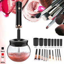Electric Makeup Cosmetic Brushes Cleaner Washing Machine Dryer Auto Tool Set