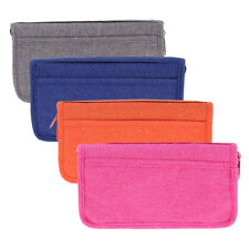 Travel Passport Wallets Cover Purse ID Holder Document Bags Holder Card Case