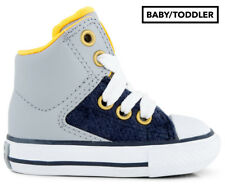 Converse Baby/Toddler Chuck Taylor All Star High Street High Top Shoe - Wolf Gre
