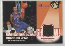 2005-06 Bowman Draft Picks & Prospects Welcome to the Show! WSR-CF Channing Frye
