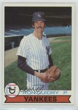 1979 Topps Burger King Restaurant New York Yankees #4 Ron Guidry Baseball Card