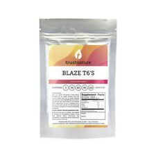 Blaze T6 Fat Burners BEST VERY STRONG Diet Weight Loss Pills Capsules Tablets