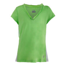 FILA - Girls` Kiddie Couture Cap Sleeve Tennis Top Pistachio - (TG163RS3-385H16)