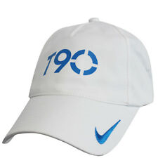 Nike Football T90 Curved Peak Strapback Unisex Cap White 361012 101 R