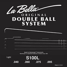Labella Double Ball-End Steinberger Bass Strings - 4 & 5-String Sets In Stock!