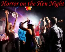 Murder Mystery Dinner Party Games - Horror on the Hen Night! - Hen night game