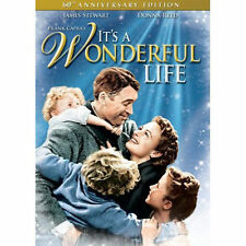 It's a Wonderful Life (DVD, 2006) [60th Anniversary Edition] Ships in 12 hours!!