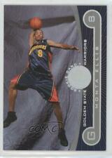 2005-06 Topps First Row #122 Monta Ellis Golden State Warriors Basketball Card