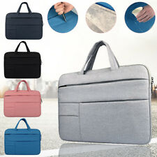 "11-15.6"" Man Notebook Laptop Sleeve Bag Pouch Case For Acer Dell HP Macbook PC"