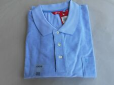 IZOD NWT Big & Tall Cotton Jersey Solid Oxford Polo Shirt