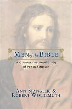 Men of the Bible, A one-Year Devotional Study of Men in Scripture