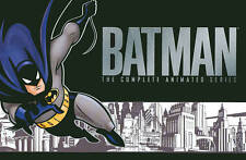 Batman: The Complete Animated Series (DVD, 2008)
