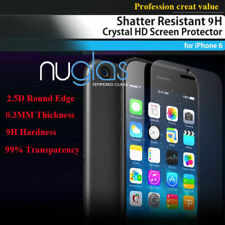 2x GENUINE NUGLAS Tempered Glass Screen Protector For Apple iPhone 6plus 6S Plus