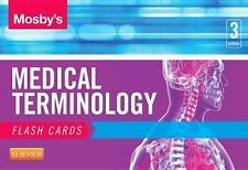 Mosby's Medical Terminology Flash Cards, 3e by Mosby