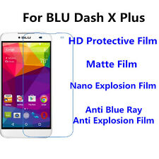 3pcsFor BLU Dash X Plus Matte/Protect Eye Anti Blue Ray Screen Protector