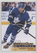2017 Upper Deck UD Canvas #C104 Young Guns Calle Rosen Toronto Maple Leafs Card