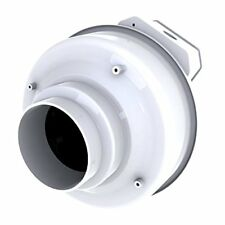 """Fantech FR 100 Inline Centrifugal Duct Fan Molded Housing 4"""" Other Home Heating"""