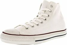 Converse Men's Chuck Taylor All Star Core Hi, White/Red/Blue