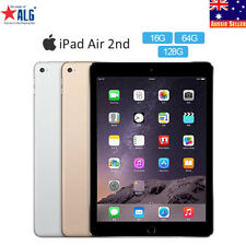 New Sealed iPad Air 2nd 16/32/64GB  (Wifi Only) Retina PC Tablet 1Year Warranty