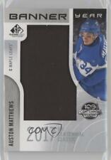 2017-18 Upper Deck SP Game Used #BCC-AM Auston Matthews Toronto Maple Leafs Card