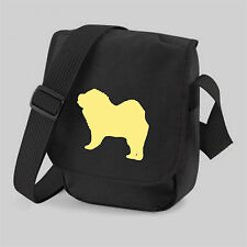 Chow Chow Bag Chow Gift Bags, Dog Walkers Bag Birthday Gift Shoulder Bag