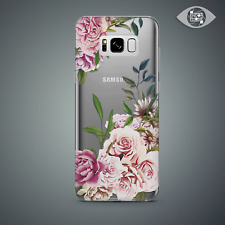 Roses S9 Plus Case Cover For Samsung Galaxy S9 Floral S8 S7 S6 Edge Plus Note 8