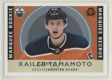 2017 Upper Deck O-Pee-Chee Update Retro 611 Marquee Rookies Kailer Yamamoto Card