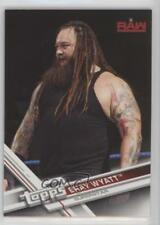 2017 Topps WWE Then Now Forever #112.1 Bray Wyatt Wrestling Card