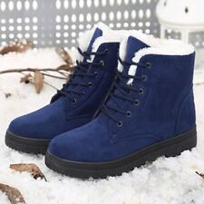 Snow boots winter ankle boots women shoes plus size shoes 2018 fashion heels win