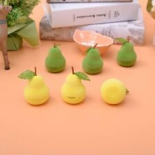 Lovely Earring Rings Storage Boxes Cute Jewelry Case Velvet Display Pear Shape