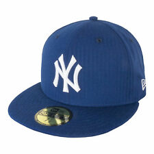New Era 59FIFTY Seersucker new York Yankees Fitted Baseball Cap