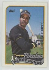 2017 Topps Rediscover Buybacks Silver #1989-620 Barry Bonds Pittsburgh Pirates