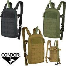 Condor LCS Tidepool Tactical MOLLE PALS Hydration Bladder Carrier Backpack