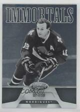 2011-12 Panini Certified #166 Guy Lafleur Quebec Nordiques Hockey Card