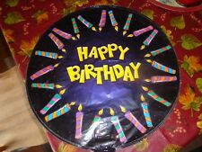 HAPPY BIRTHDAY18TH 21ST 50TH 60THandOVER THE HILLPARTY SUPPLIES FOIL BALLOONS