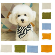 Pet Dog Cat Bed Cushion Mat Pad Kennel Crate Cozy Warm Soft House XS / M
