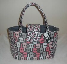 Handmade Groovy Guitars Bloom Large Diaper Bag/Tote ~Must See~