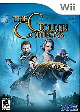 The Golden Compass (Nintendo Wii, 2007) CIB Complete Tested