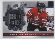 2017-18 Upper Deck Canadian Tire Team Canada #143 Heir to the Ice Anthony Mantha