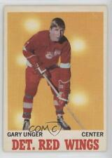 1970-71 O-Pee-Chee #26 Garry Unger Detroit Red Wings Hockey Card
